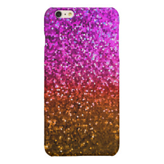 iPhone 6 Plus Case Mosaic Sparkley Texture