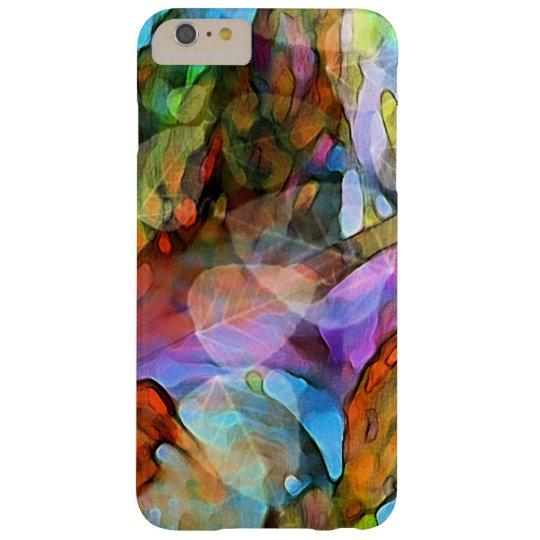 iPhone 6 Plus Case Nature Art in Rainbow Colours