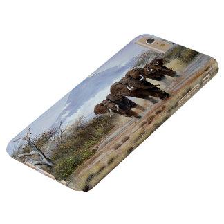 iPhone 6 Plus case of Kilimanjaro Elephant