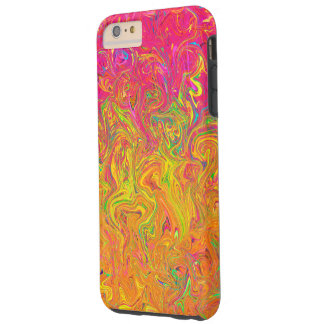 iPhone 6 Plus Case Tough Fluid Colors