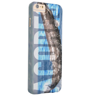 "iPhone 6 Plus - Cover ""Açores Whale """