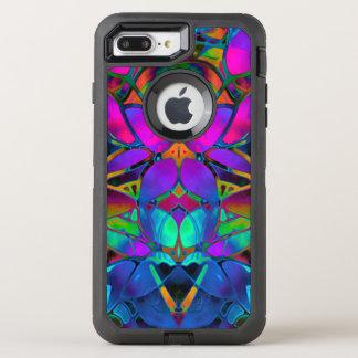 iPhone 6 Plus Floral Fractal Art