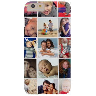 iPhone 6 Plus Instagram photo collage case Barely There iPhone 6 Plus Case