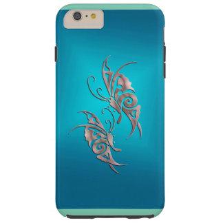 iPhone 6 Plus Vibe Case- Butterfly Tough iPhone 6 Plus Case