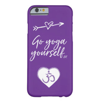 iPhone 6/S Case Go Yoga Yourself