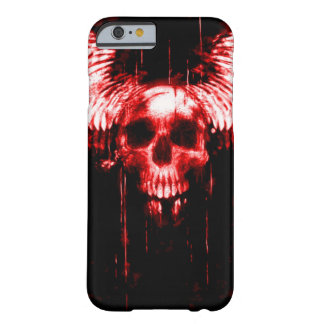iPhone 6 Skully Skull Death Messenger Case Barely There iPhone 6 Case