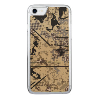 iPhone 6 Slim Maple Wood Carved iPhone 8/7 Case