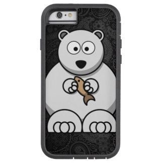 iPhone 6 tough Xtreme case with polar bear