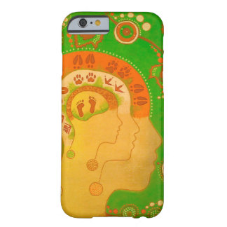 iPhone 6 vegan footprints Barely There iPhone 6 Case