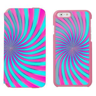 iPhone 6 Wallet Case Spiral Vortex Incipio Watson™ iPhone 6 Wallet Case