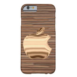 iphone 6s golden logo case