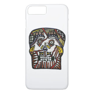 iPhone 7/ 6s Barely There Day of the Dead Skull iPhone 8 Plus/7 Plus Case