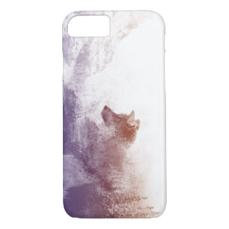 iPhone 7/8 case | wolf in the mountains