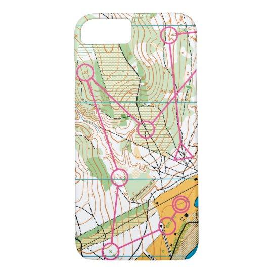 iPhone 7/8 orienteering case