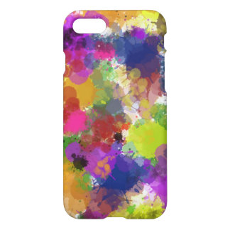 IPhone 7/8 Phone Case - Paint Blotches And Splats