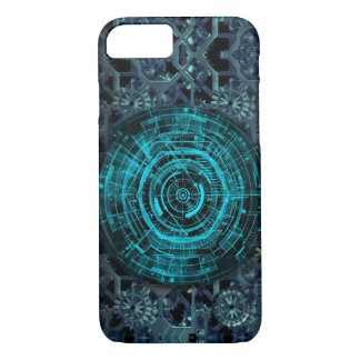 Iphone 7 abstract smartphone case