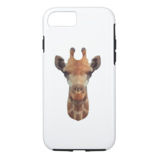 iPhone 7 amazing abstract Giraffe case