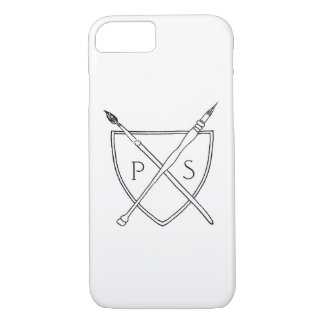 iPhone 7, Barely There, Prep School Logo iPhone 8/7 Case