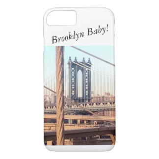 Iphone 7 Brooklyn Bridge case