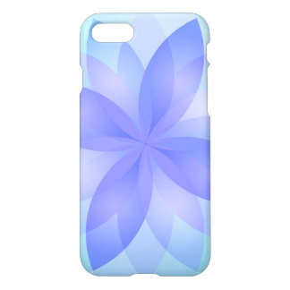 iPhone 7 Case Abstract Lotus Flower