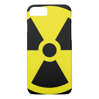 iPhone 7 case Barely There Case, Nuclear Symbol