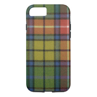 iPhone 7 case Buchanan Ancient Tartan Case