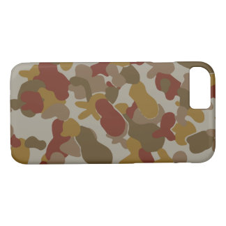 Iphone 7 case Camouflage Australian Auscam OPFOR