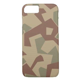 Iphone 7 case Camouflage Bulgarian 1946 Splinter