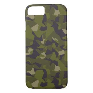 Iphone 7 case Camouflage Swedish M90