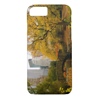 iPhone 7 Case - Central Park New York City Autumn