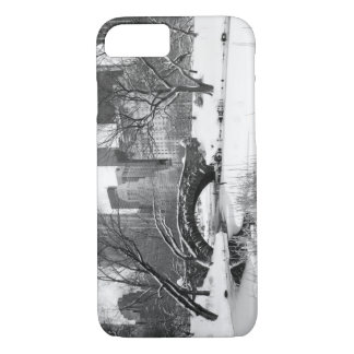 iPhone 7 Case - Central Park New York City Winter