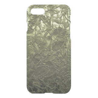 iPhone 7 Case Floral Grunge Relief