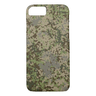 Iphone 7 case German Camouflage Multitarn