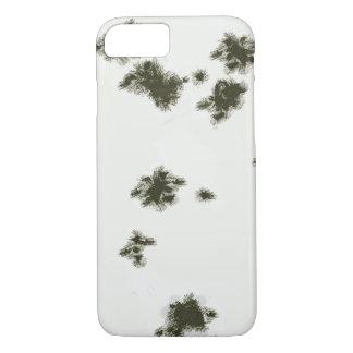 Iphone 7 case German Camouflage schneetarn