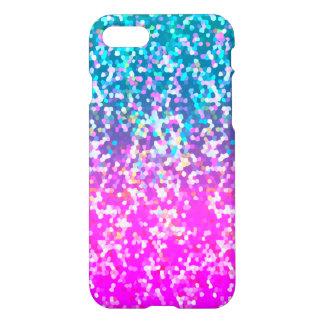 iPhone 7 Case Glitter Graphic