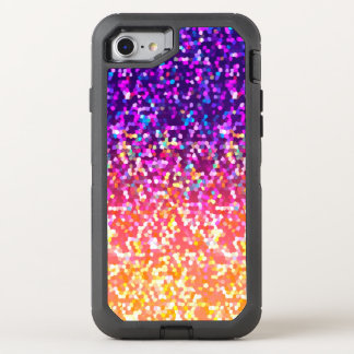 iPhone 7 Case Glitter Graphic