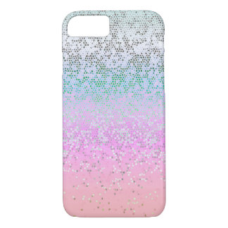 iPhone 7 Case Glitter Star Dust