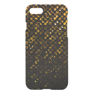 iPhone 7 Case Gold Crystal Bling Strass