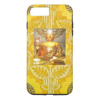 iPhone 7 CASE -GOLDEN SUNFLOWER BUDDHA TEACHING