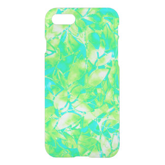 iPhone 7 Case Grunge Art Floral Abstract