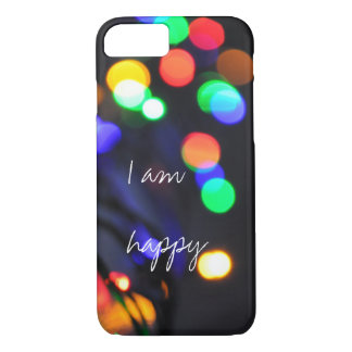 iPhone 7 Case - I am happy