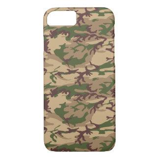 Iphone 7 case Italian Camouflage Mimetico Deserto