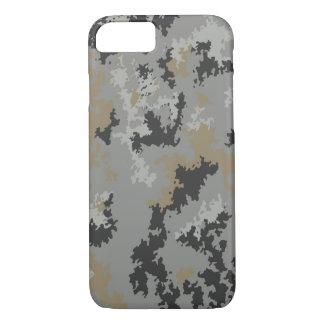 Iphone 7 case Italian Camouflage Vegetato Desert