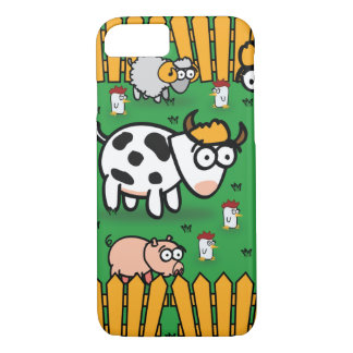iPhone 7 Case On The Funny Animal Farm