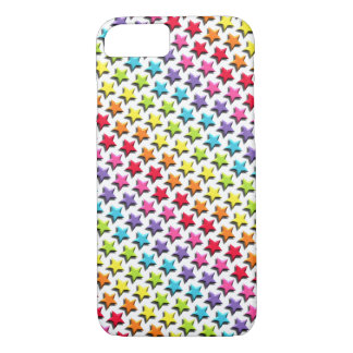 iPhone 7 Case - Rainbow All Stars
