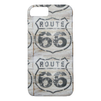 iPhone 7 Case, ROUTE 66 iPhone 7 Case