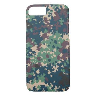 Iphone 7 case Russian Camouflage Izlom Spetznaz