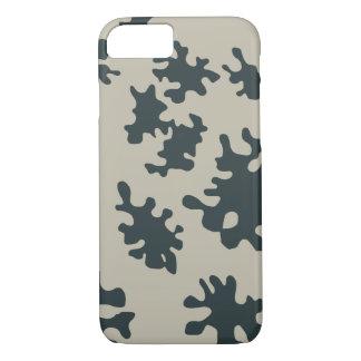 Iphone 7 case Russian Soviet Camouflage amobea