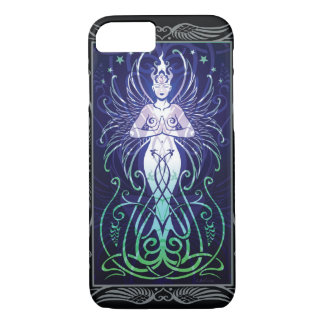 iPhone 7 case - Sacred State by C. McAllister