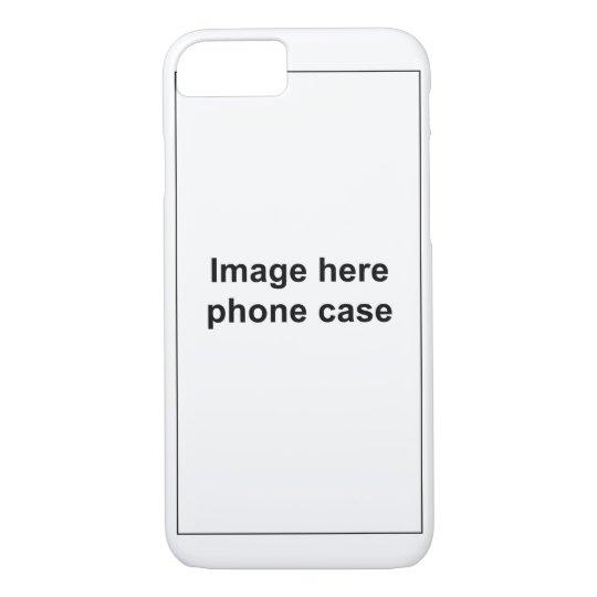 Iphone 7 Case Template Zazzle